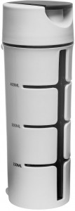 iwater bottle, white