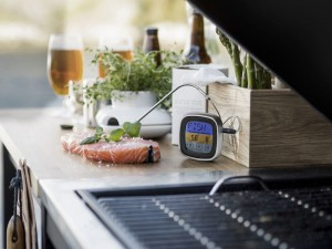 BBQ Thermometer touch
