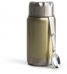 food thermos gold 600 ml