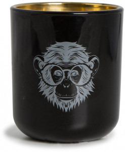 candle  pozzi black monkey