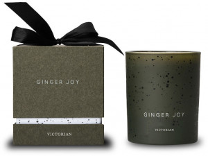 candle ginger joy